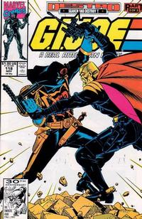 Cover Thumbnail for G.I. Joe, A Real American Hero (Marvel, 1982 series) #118 [Direct Edition]