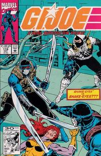 Cover Thumbnail for G.I. Joe, A Real American Hero (Marvel, 1982 series) #119 [Direct Edition]