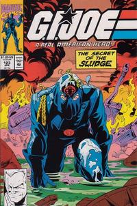 Cover Thumbnail for G.I. Joe, A Real American Hero (Marvel, 1982 series) #123 [Direct Edition]