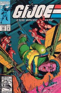 Cover Thumbnail for G.I. Joe, A Real American Hero (Marvel, 1982 series) #125 [Direct Edition]