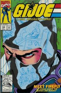 Cover Thumbnail for G.I. Joe, A Real American Hero (Marvel, 1982 series) #126 [Direct Edition]