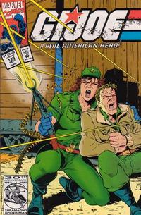 Cover Thumbnail for G.I. Joe, A Real American Hero (Marvel, 1982 series) #128 [Direct Edition]