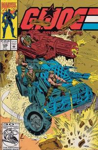 Cover Thumbnail for G.I. Joe, A Real American Hero (Marvel, 1982 series) #129 [Direct Edition]