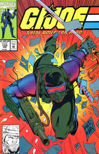Cover Thumbnail for G.I. Joe, A Real American Hero (Marvel, 1982 series) #133 [Direct Edition]