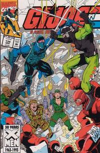 Cover Thumbnail for G.I. Joe, A Real American Hero (Marvel, 1982 series) #134 [Direct Edition]