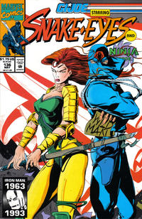 Cover Thumbnail for G.I. Joe, A Real American Hero (Marvel, 1982 series) #136 [Direct Edition]