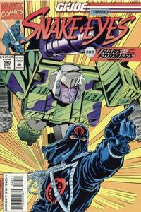 Cover Thumbnail for G.I. Joe, A Real American Hero (Marvel, 1982 series) #140 [Direct Edition]