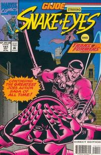 Cover Thumbnail for G.I. Joe, A Real American Hero (Marvel, 1982 series) #141 [Direct Edition]