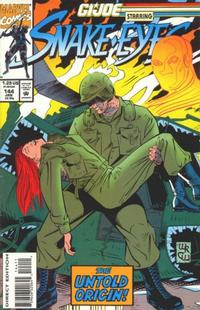 Cover Thumbnail for G.I. Joe, A Real American Hero (Marvel, 1982 series) #144 [Direct Edition]