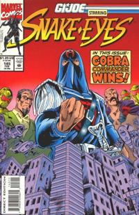 Cover Thumbnail for G.I. Joe, A Real American Hero (Marvel, 1982 series) #145 [Direct Edition]