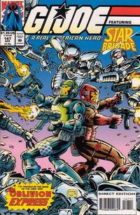 Cover Thumbnail for G.I. Joe, A Real American Hero (Marvel, 1982 series) #147 [Direct Edition]