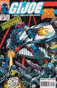 Cover Thumbnail for G.I. Joe, A Real American Hero (Marvel, 1982 series) #148 [Direct Edition]