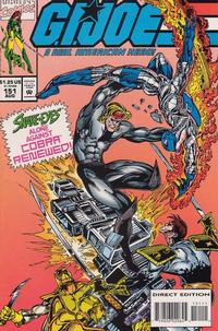 Cover Thumbnail for G.I. Joe, A Real American Hero (Marvel, 1982 series) #151 [Direct Edition]