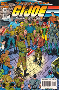 Cover Thumbnail for G.I. Joe, A Real American Hero (Marvel, 1982 series) #155 [Direct Edition]