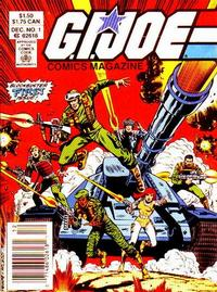 Cover Thumbnail for G.I. Joe Comics Magazine (Marvel, 1986 series) #1