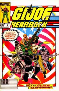 Cover Thumbnail for G.I. Joe Yearbook (Marvel, 1985 series) #2 [Direct Edition]