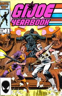 Cover Thumbnail for G.I. Joe Yearbook (Marvel, 1985 series) #3 [Direct Edition]