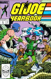 Cover Thumbnail for G.I. Joe Yearbook (Marvel, 1985 series) #4 [Direct]