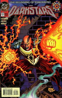 Cover Thumbnail for The Darkstars (DC, 1992 series) #0