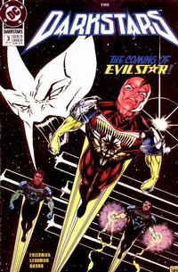 Cover Thumbnail for The Darkstars (DC, 1992 series) #3