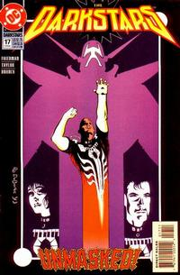 Cover Thumbnail for The Darkstars (DC, 1992 series) #17