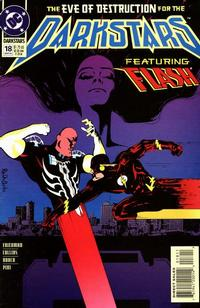 Cover Thumbnail for The Darkstars (DC, 1992 series) #18