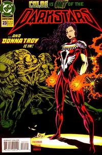 Cover Thumbnail for The Darkstars (DC, 1992 series) #23