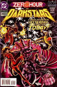Cover Thumbnail for The Darkstars (DC, 1992 series) #24