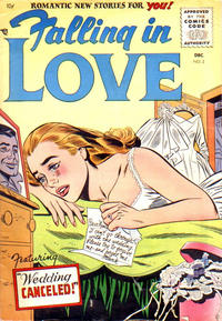 Cover Thumbnail for Falling in Love (DC, 1955 series) #2