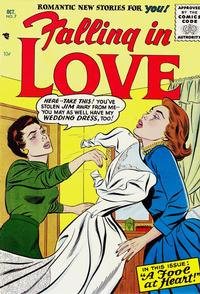 Cover Thumbnail for Falling in Love (DC, 1955 series) #7