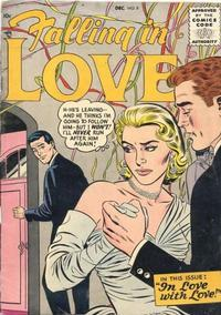 Cover Thumbnail for Falling in Love (DC, 1955 series) #8