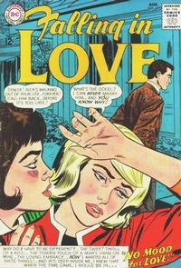Cover Thumbnail for Falling in Love (DC, 1955 series) #69