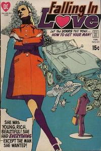 Cover for Falling in Love (DC, 1955 series) #121