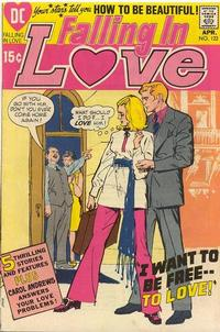 Cover Thumbnail for Falling in Love (DC, 1955 series) #122