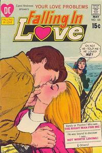 Cover Thumbnail for Falling in Love (DC, 1955 series) #123