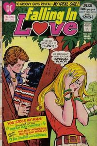 Cover Thumbnail for Falling in Love (DC, 1955 series) #130