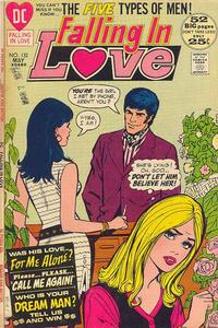 Cover Thumbnail for Falling in Love (DC, 1955 series) #132