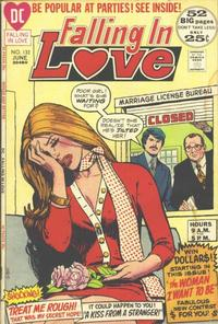 Cover Thumbnail for Falling in Love (DC, 1955 series) #133