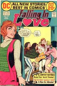 Cover Thumbnail for Falling in Love (DC, 1955 series) #134