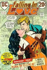 Cover Thumbnail for Falling in Love (DC, 1955 series) #136