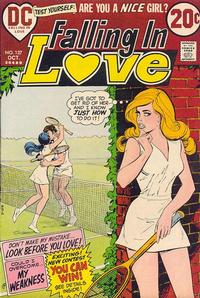 Cover Thumbnail for Falling in Love (DC, 1955 series) #137