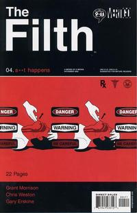 Cover Thumbnail for The Filth (DC, 2002 series) #4