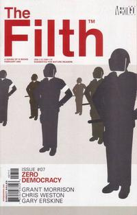 Cover Thumbnail for The Filth (DC, 2002 series) #7