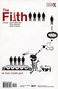 Cover Thumbnail for The Filth (DC, 2002 series) #10