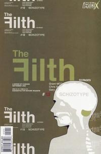 Cover Thumbnail for The Filth (DC, 2002 series) #12