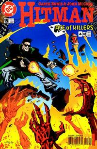 Cover Thumbnail for Hitman (DC, 1996 series) #15