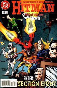 Cover Thumbnail for Hitman (DC, 1996 series) #18