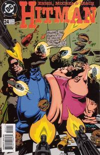Cover Thumbnail for Hitman (DC, 1996 series) #24