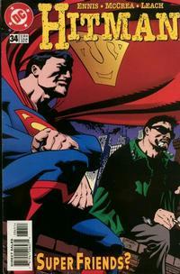Cover Thumbnail for Hitman (DC, 1996 series) #34