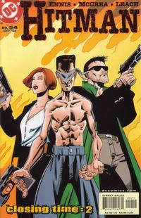 Cover Thumbnail for Hitman (DC, 1996 series) #54